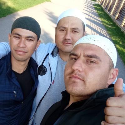 Razhab Kadyrov, Saint Petersburg