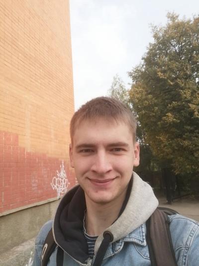 Павел Овсянкин