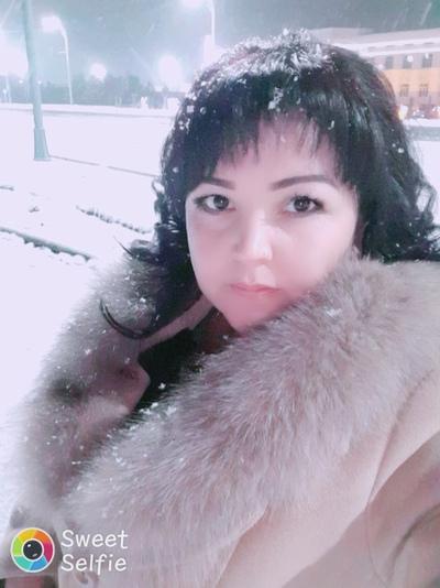 Наргиза Маматрахимова, Москва
