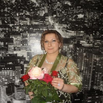 Анастасия Чудова