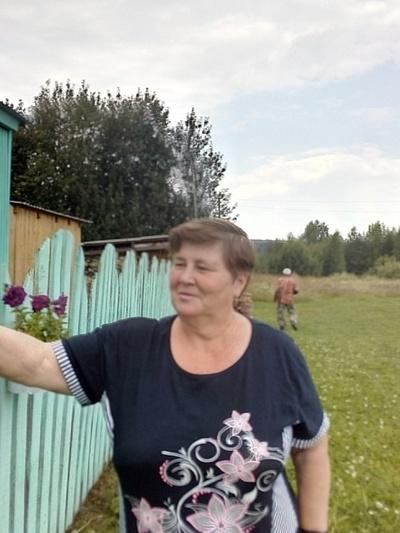 Валентина-Шуракова Филимонова