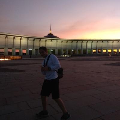 Костя Арутюнян, Москва