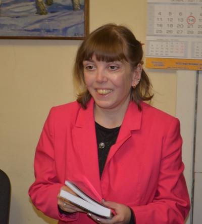 Наталья Аникина, Санкт-Петербург