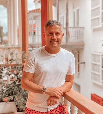 James Anderson, Roma