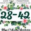 Садовод , Линия 28 - 42