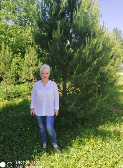 Nina Ivanova, Kostroma