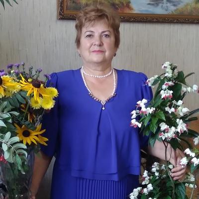 Людмила Елисеевп, Тюмень