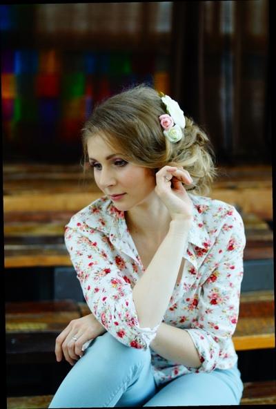 Ольга Данилова, Москва