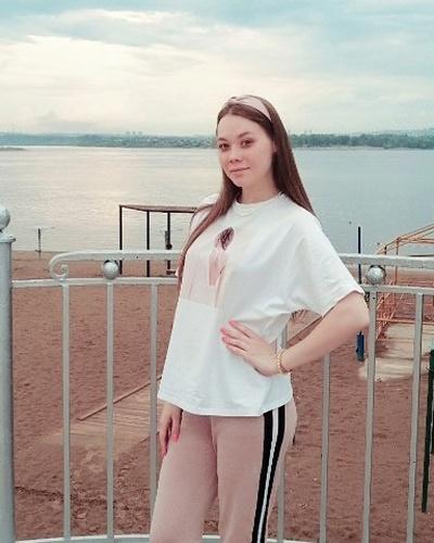Алина Ларина, Тольятти