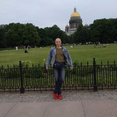 олег малкин, Санкт-Петербург