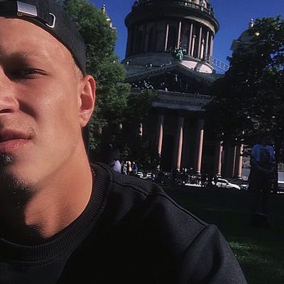 Кирилл Андреев, Санкт-Петербург
