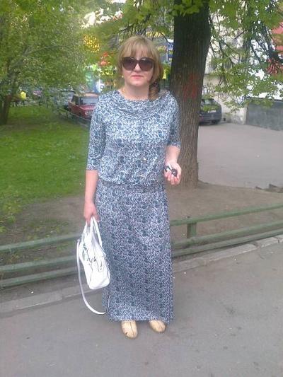 Ольга Широкова, Москва