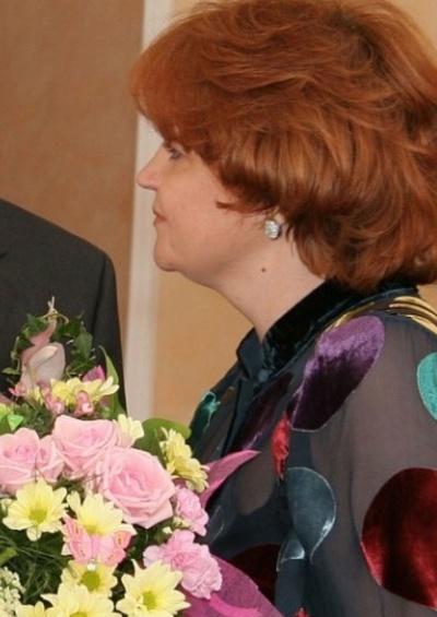 Людмила Рыженькая, Москва