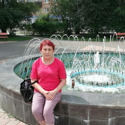 Маргарита Васильевна, Абакан