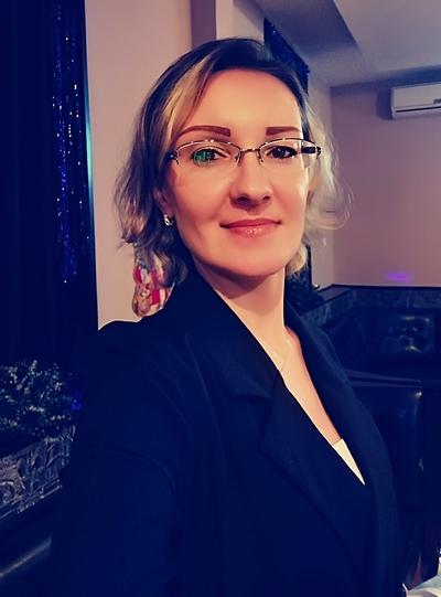 Ludmila Strelnikova-Kaznina, Сыктывкар
