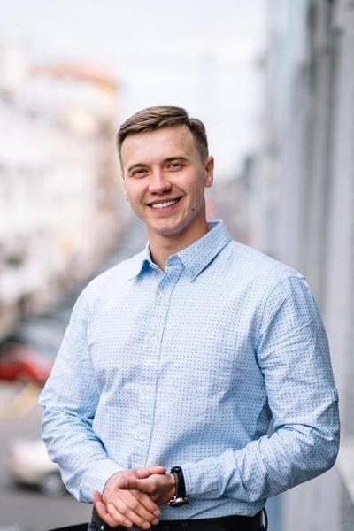 Евгений Андреев, Кострома