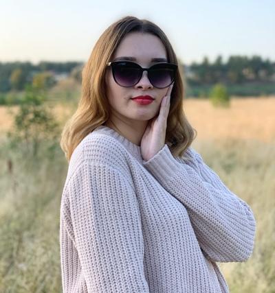 Алина Харупкина, Дзержинск