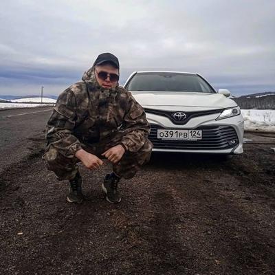 Сергей Филиппов, Красноярск