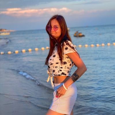 Дарья Сергеева, Санкт-Петербург