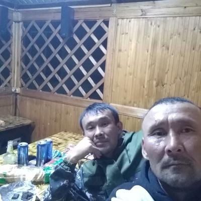 Ерик Мустафин, Омск