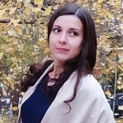 Алина Белоцерковская, Новосибирск
