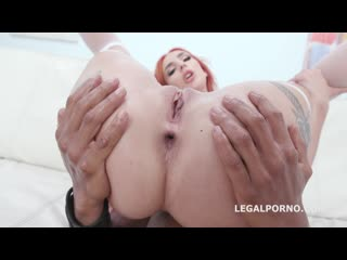 Balls Deep Bella Morningstar Vs Dylan Brown Balls Deep Anal, Gapes, ATM, Creampie and Swallow GL127 Anal, Interracial, BBC